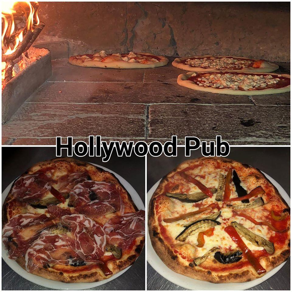 hollywood pub pizzeria